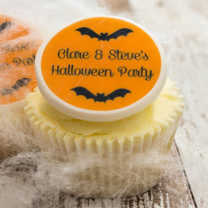 Halloween Cupcake Decorations
