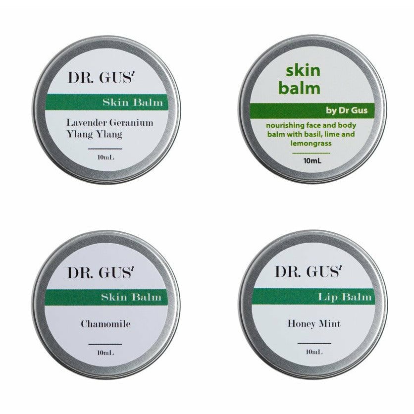 Skin Balm Sample Bundle