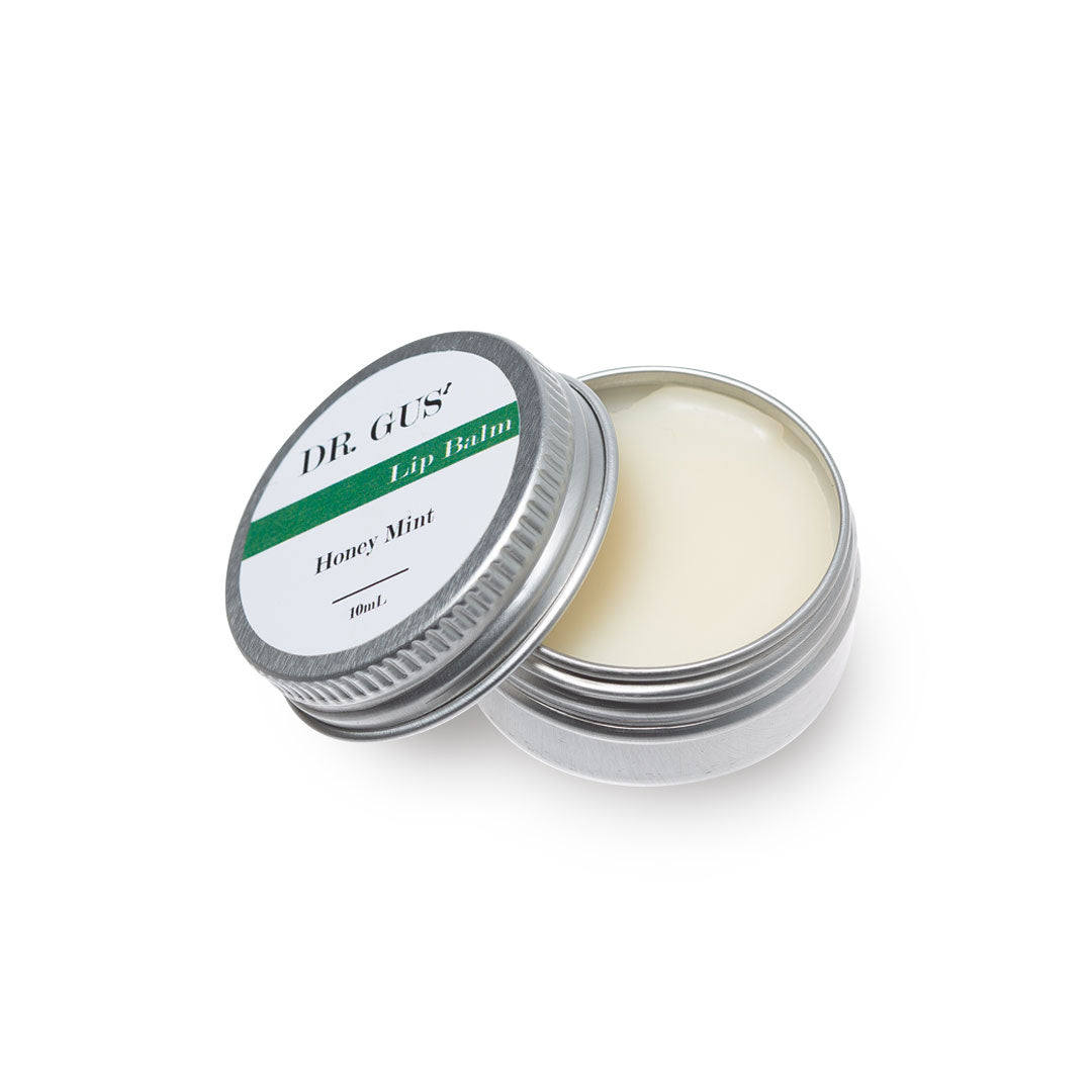 Tallow Lip Balm - Honey Mint, Skin Care by Dr Gus Nutrition
