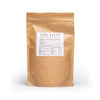 2 litre pouch of collagen dense chocolate bone broth shake mix made from organic ingredients