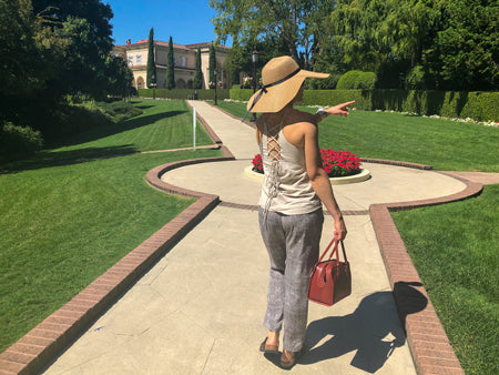 Traveling to Sonoma with Sadie & Daisy: Part Three