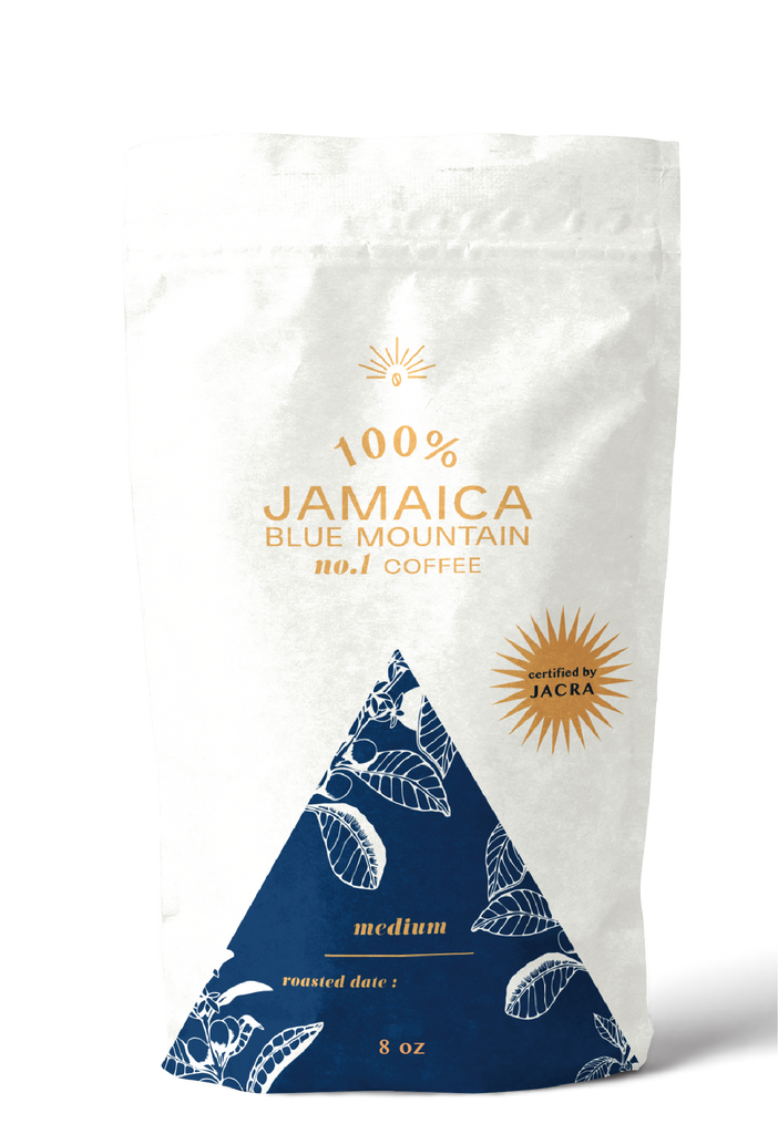100% JBMC Coffee 8oz