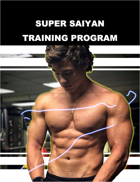 Super Saiyan Training Program