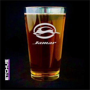 Caprice and Impala SS Pint Glasses