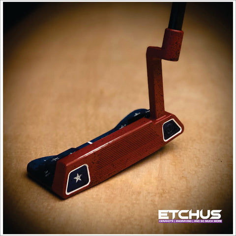 Tru2Golf - XL Blade 'America' Putter - Limited Edition