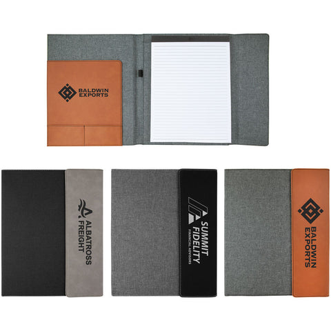 Executive Leather and Canvas Portfolio