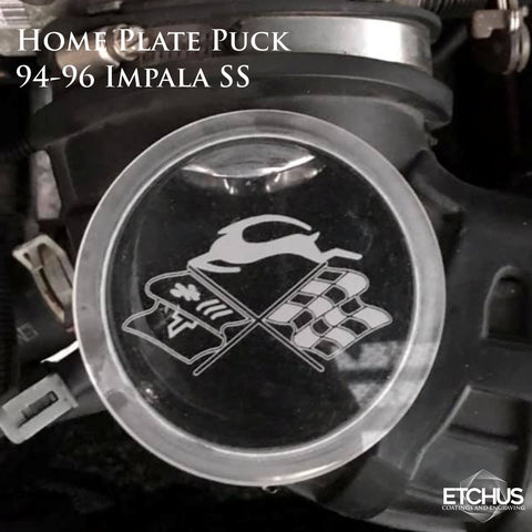 You need a HomePlate Delete Intake Puck
