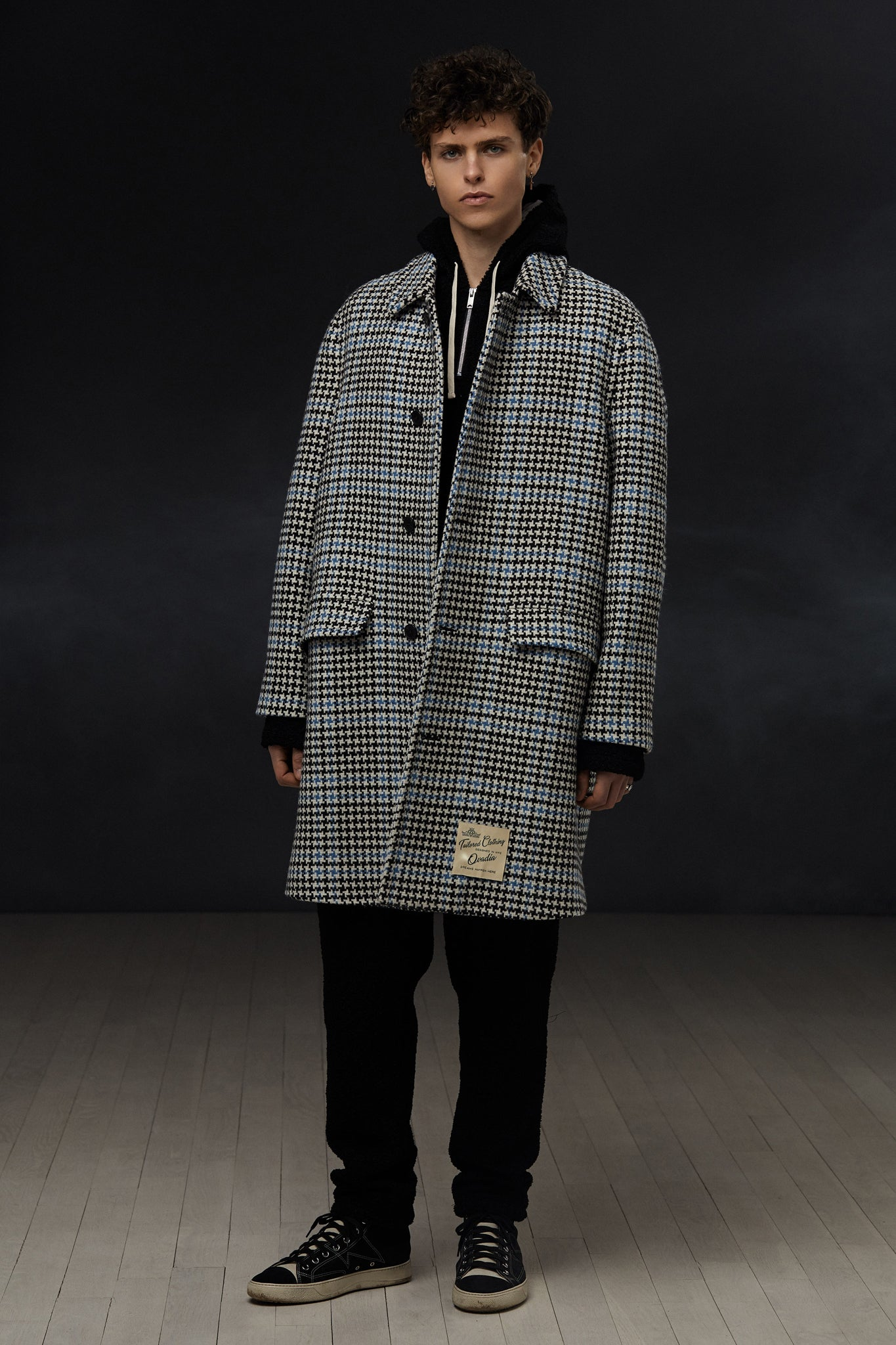Fall 2019 - Look 1 of 32 - Ovadia and Sons