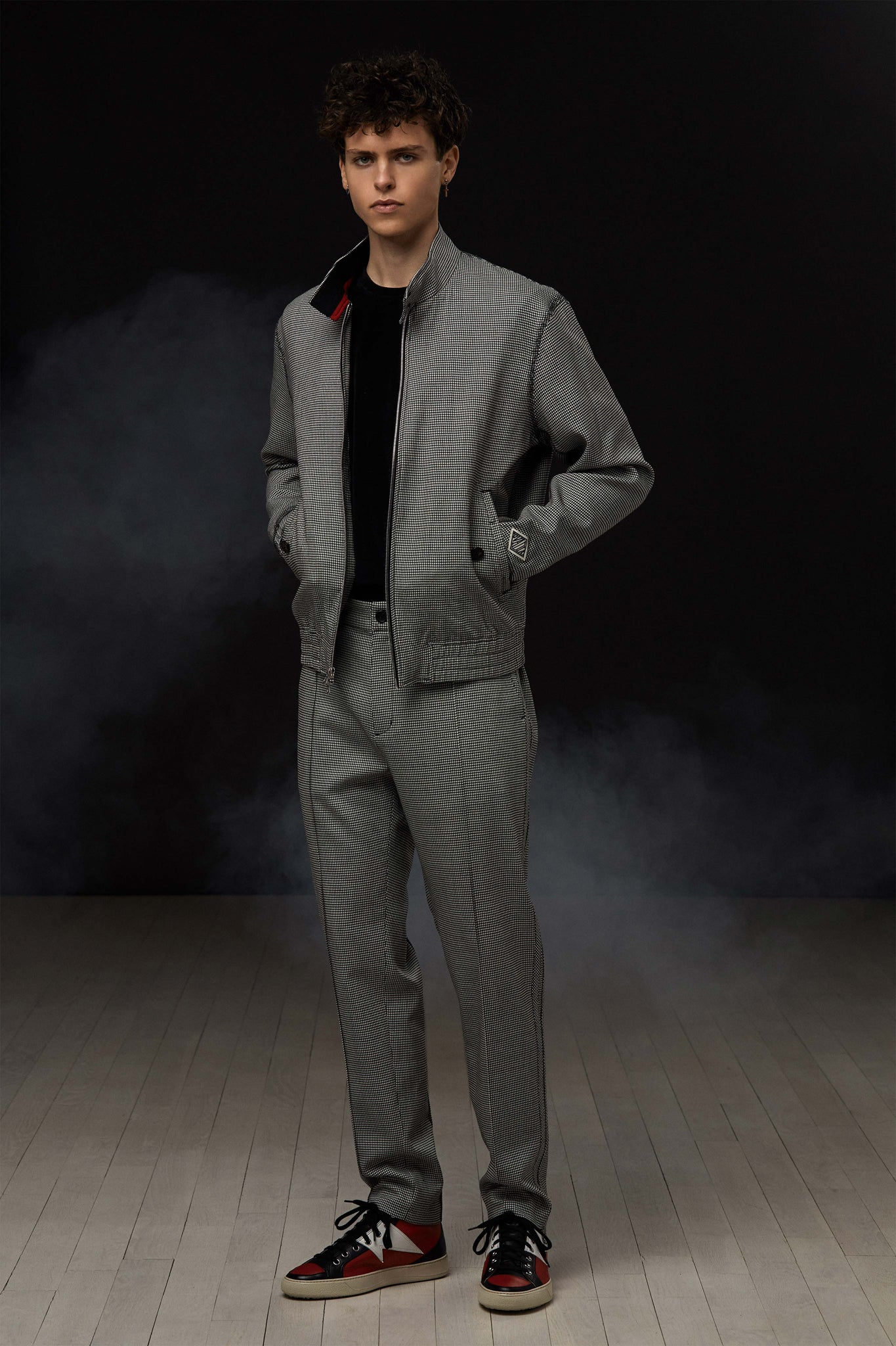 Fall 2019 - Look 4 of 32 - Ovadia and Sons