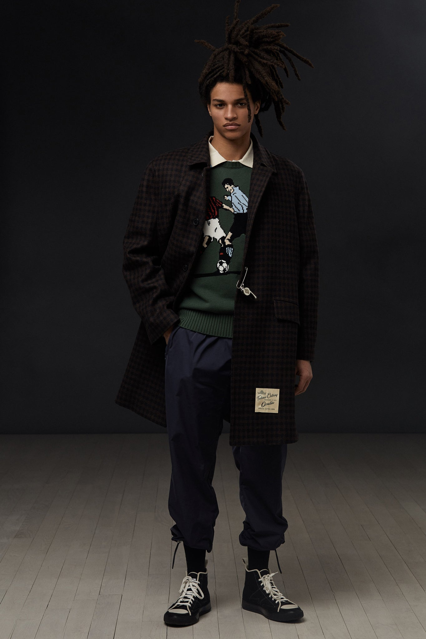 Fall 2019 - Look 5 of 32 - Ovadia and Sons