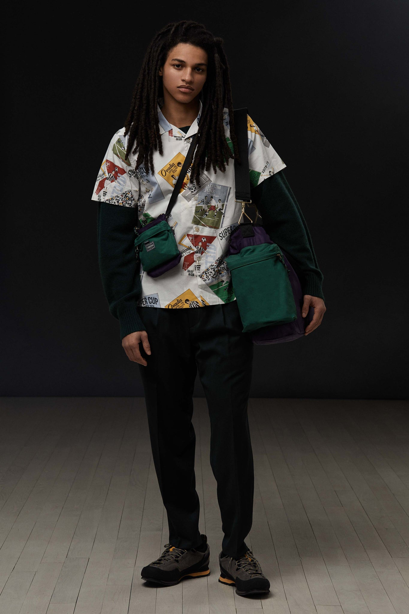 Fall 2019 - Look 6 of 32 - Ovadia and Sons