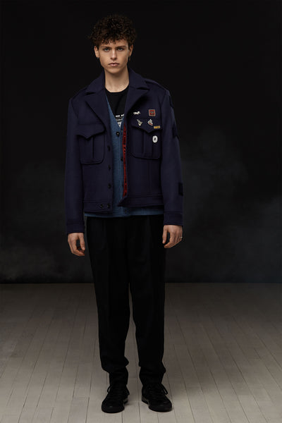 Fall 2019 - Look 9 of 32 - Ovadia and Sons