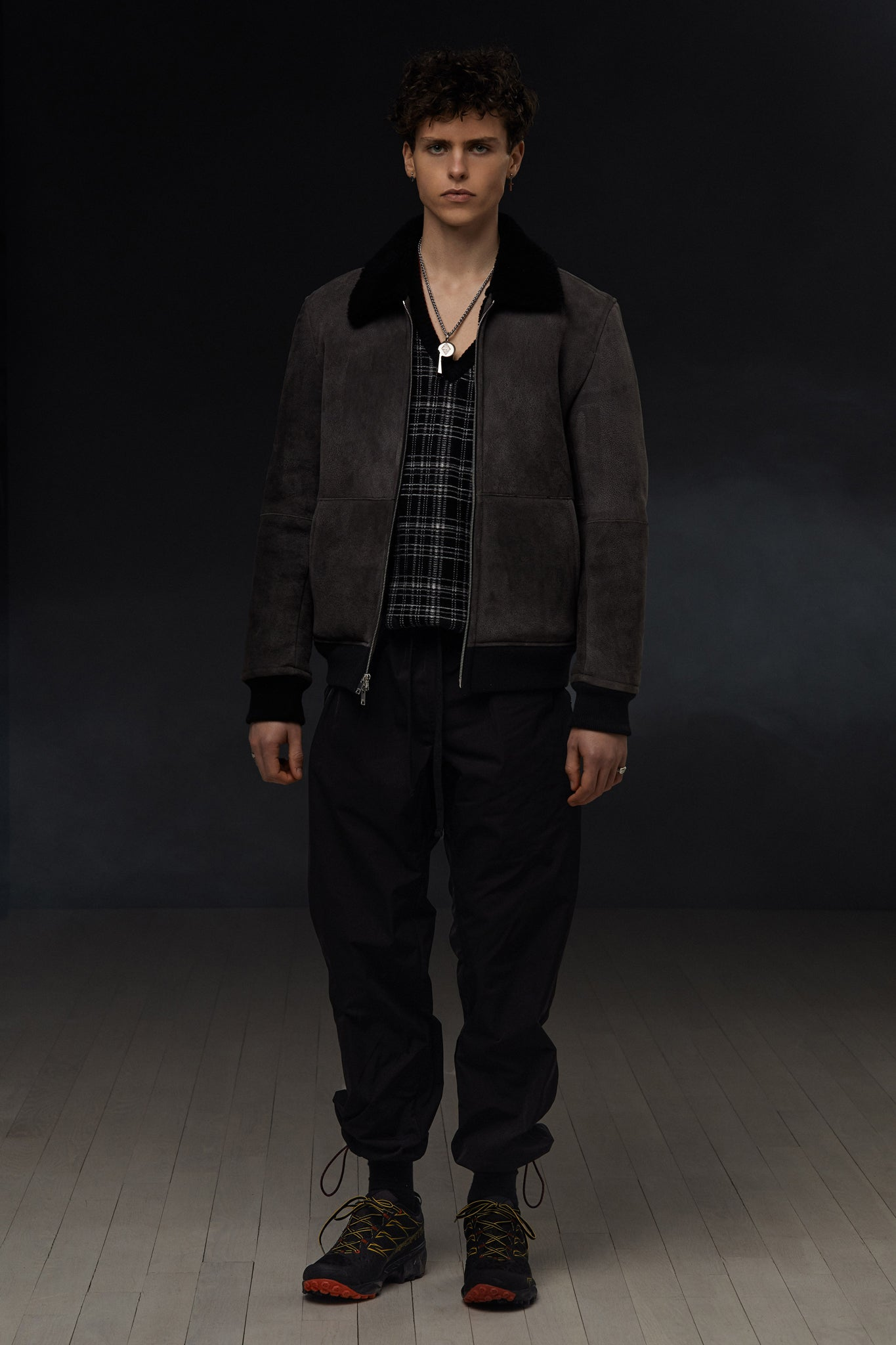 Fall 2019 - Look 11 of 32 - Ovadia and Sons