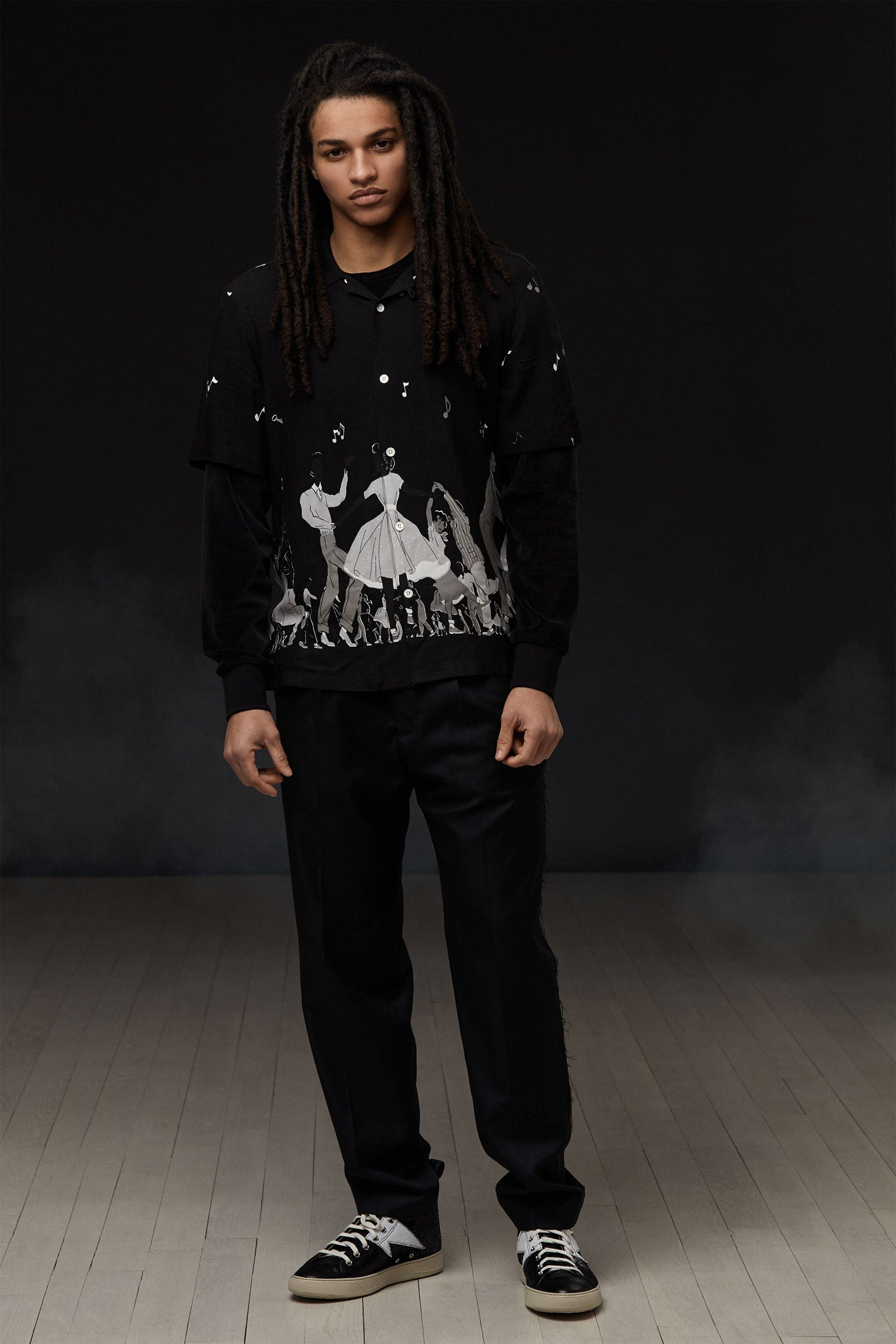 Fall 2019 - Look 16 of 32 - Ovadia and Sons