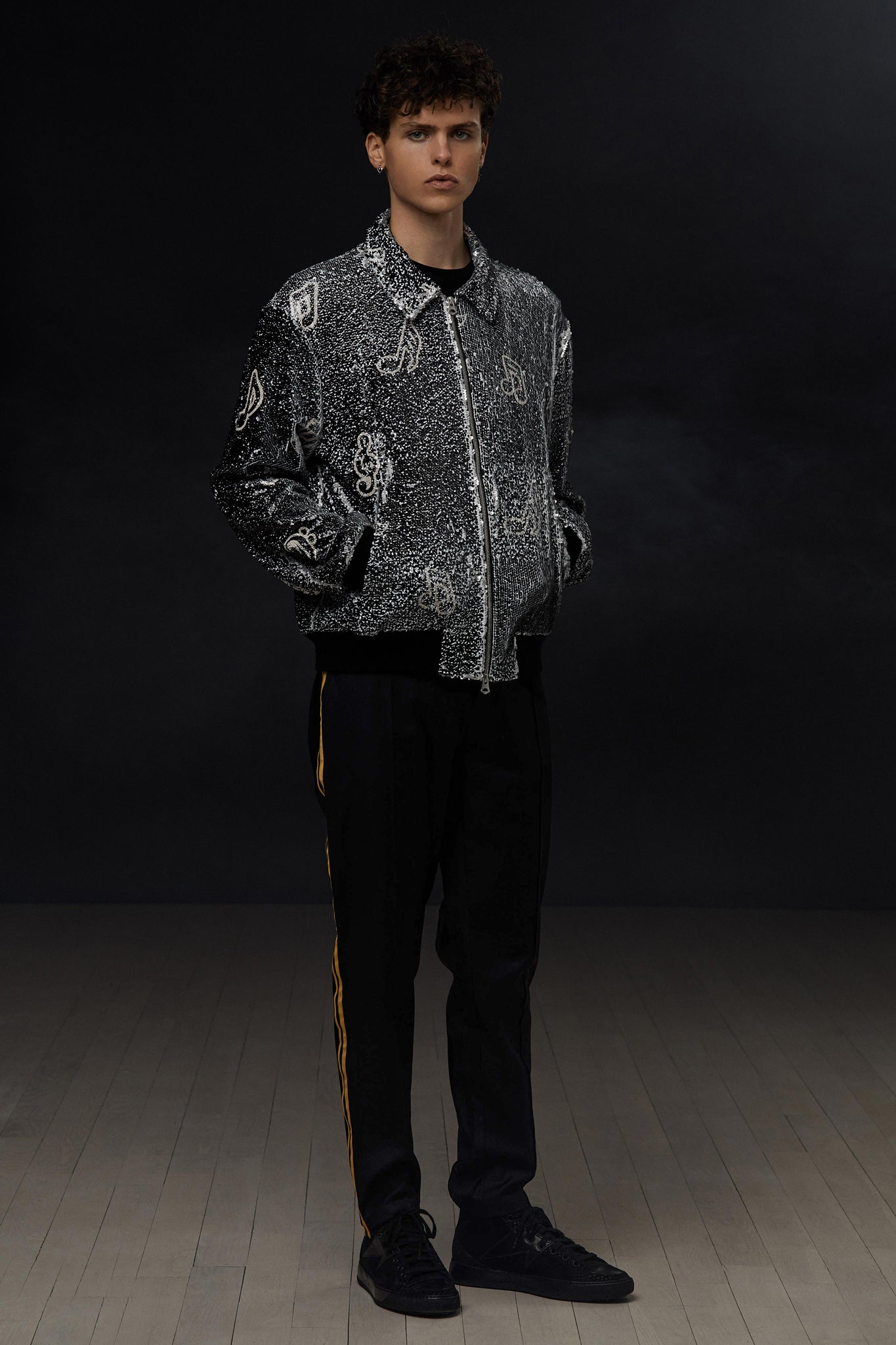 Fall 2019 - Look 17 of 32 - Ovadia and Sons