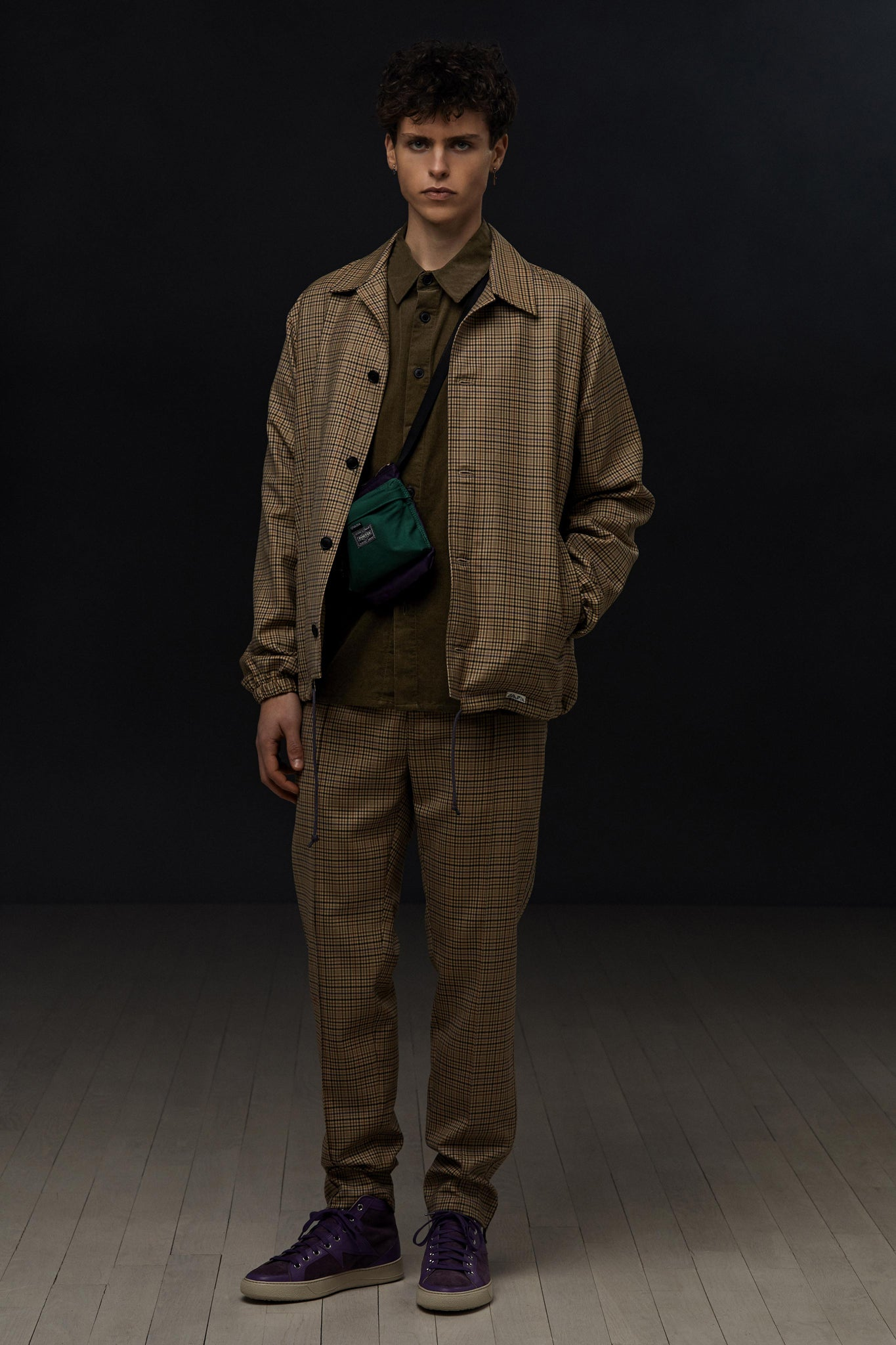 Fall 2019 - Look 18 of 32 - Ovadia and Sons