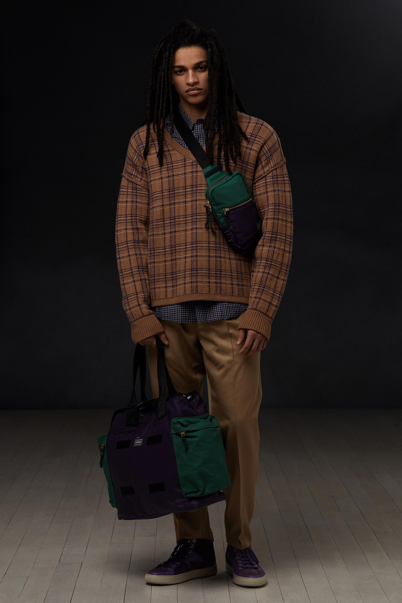 Fall 2019 - Look 19 of 32 - Ovadia and Sons