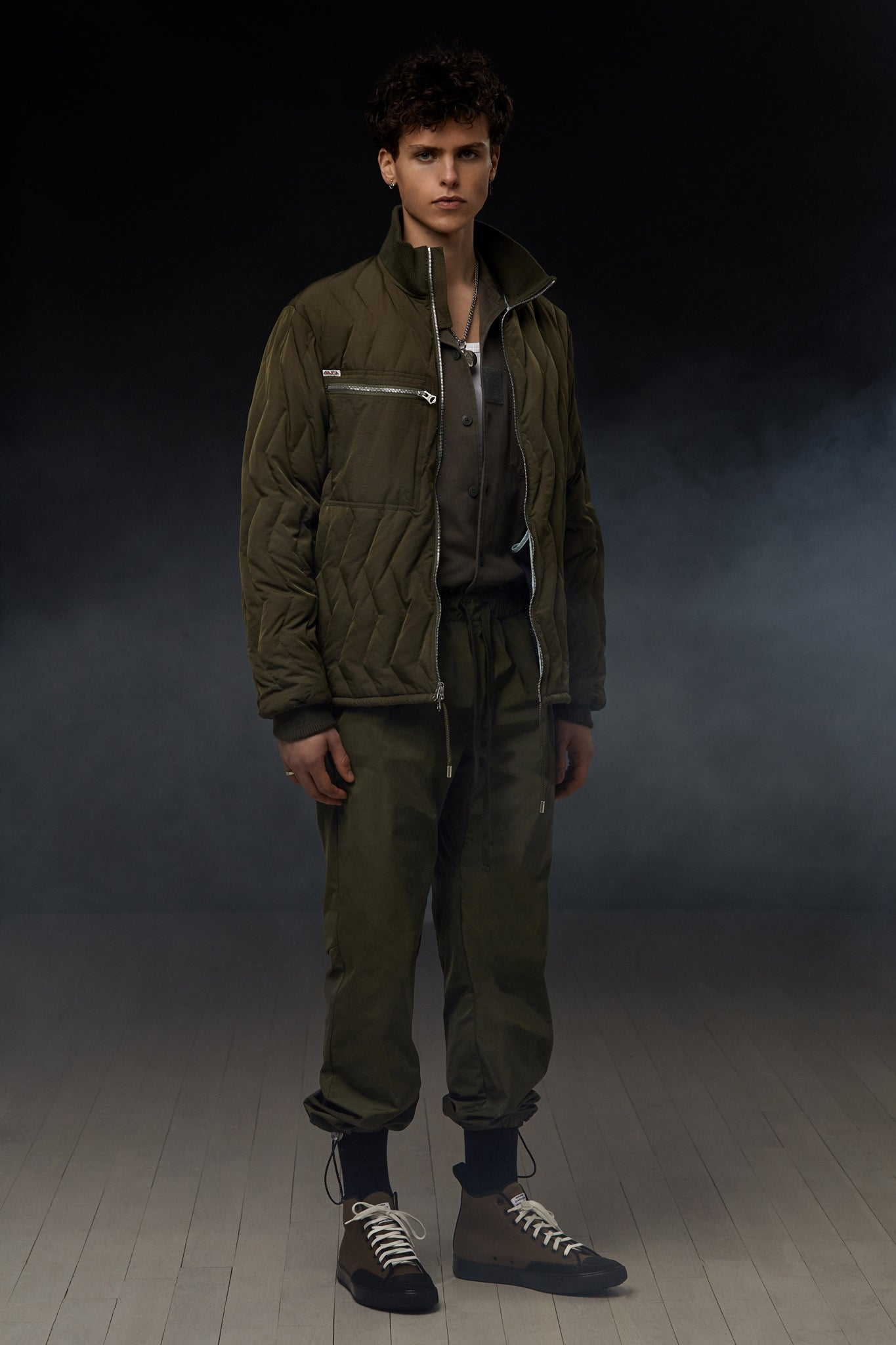 Fall 2019 - Look 22 of 32 - Ovadia and Sons