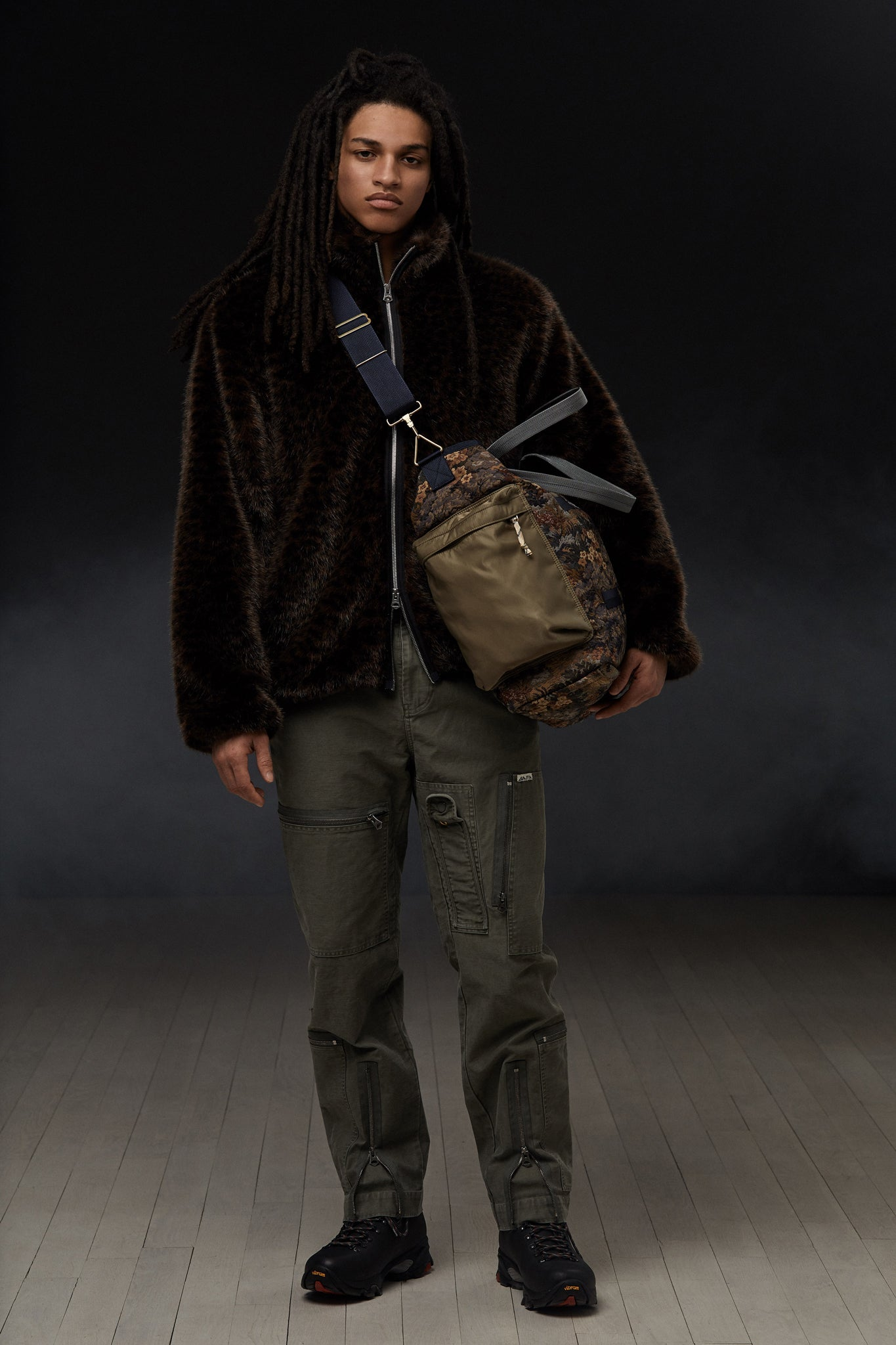 Fall 2019 - Look 23 of 32 - Ovadia and Sons