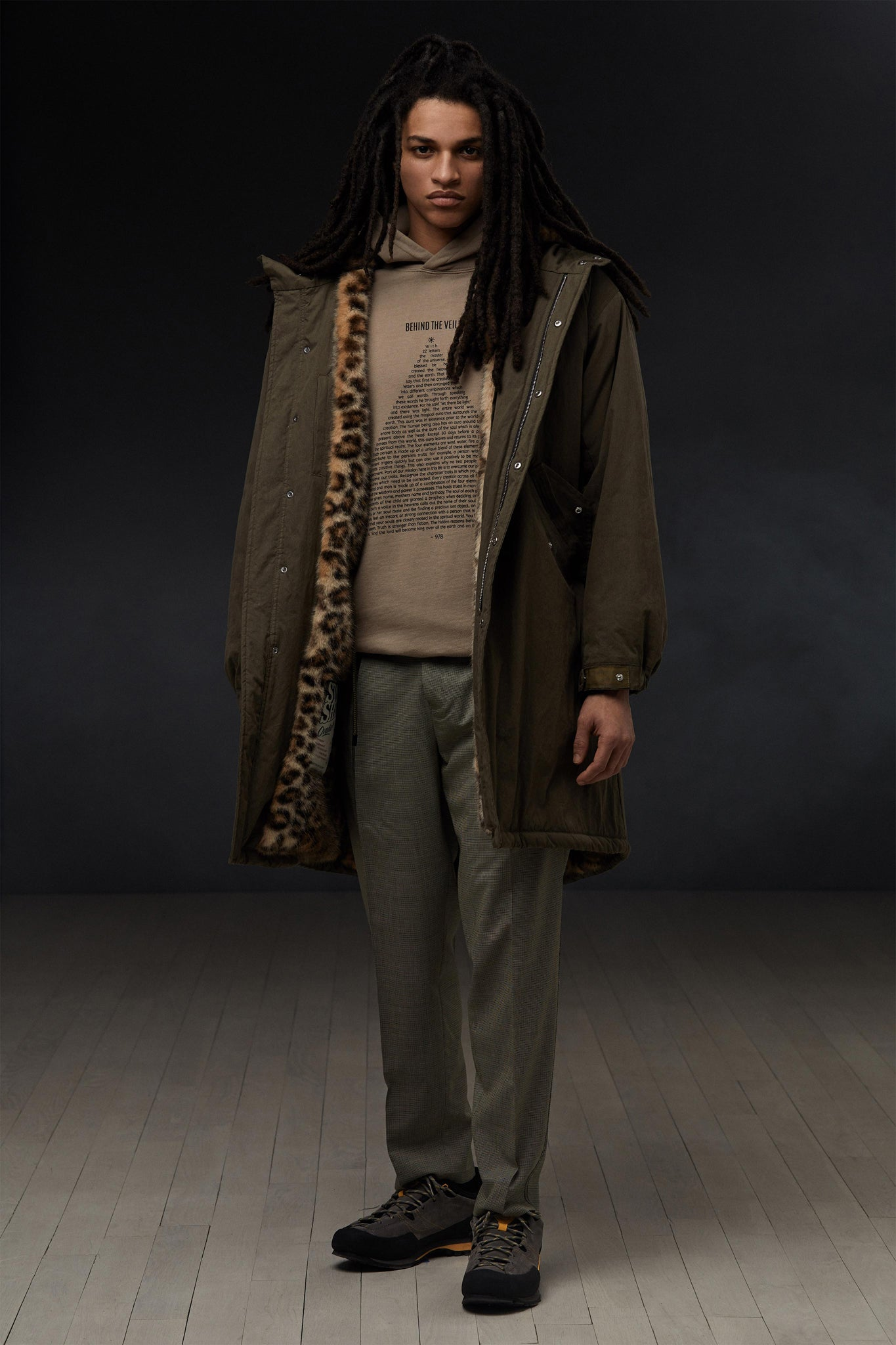 Fall 2019 - Look 24 of 32 - Ovadia and Sons