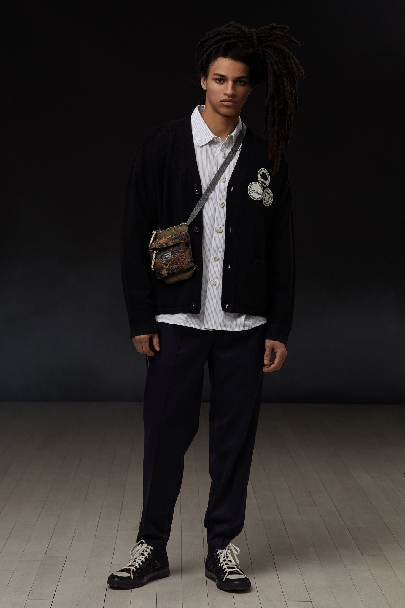 Fall 2019 - Look 28 of 32 - Ovadia and Sons
