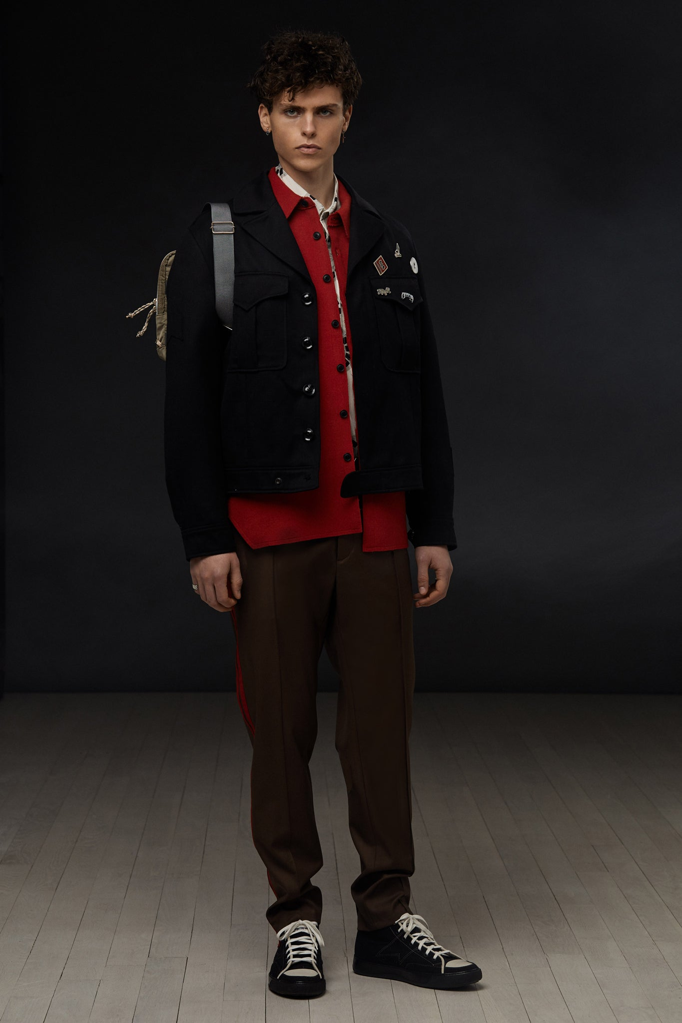 Fall 2019 - Look 31 of 32 - Ovadia and Sons