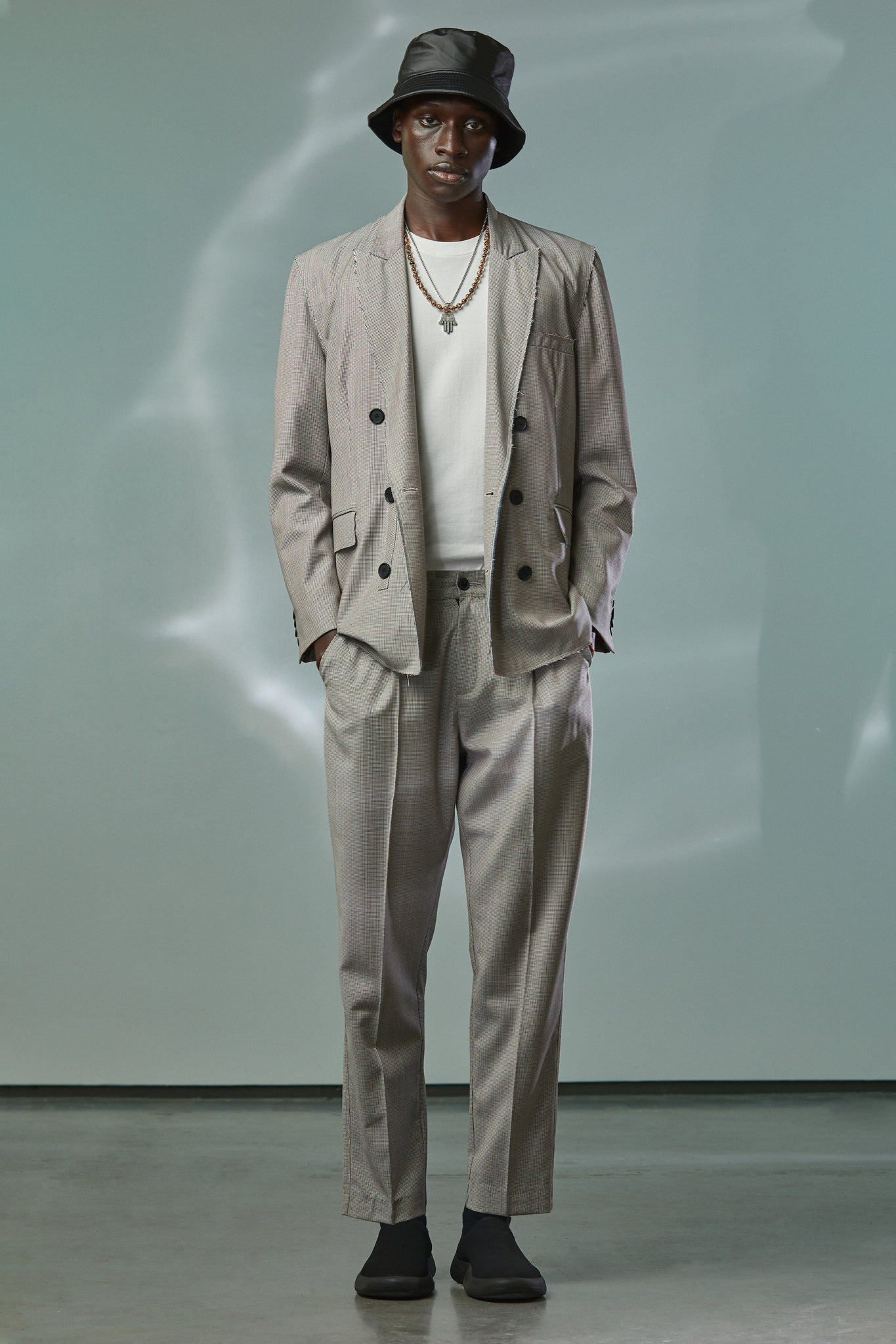 Spring 2020 Collection - Look 1 of 32 - Ovadia and Sons