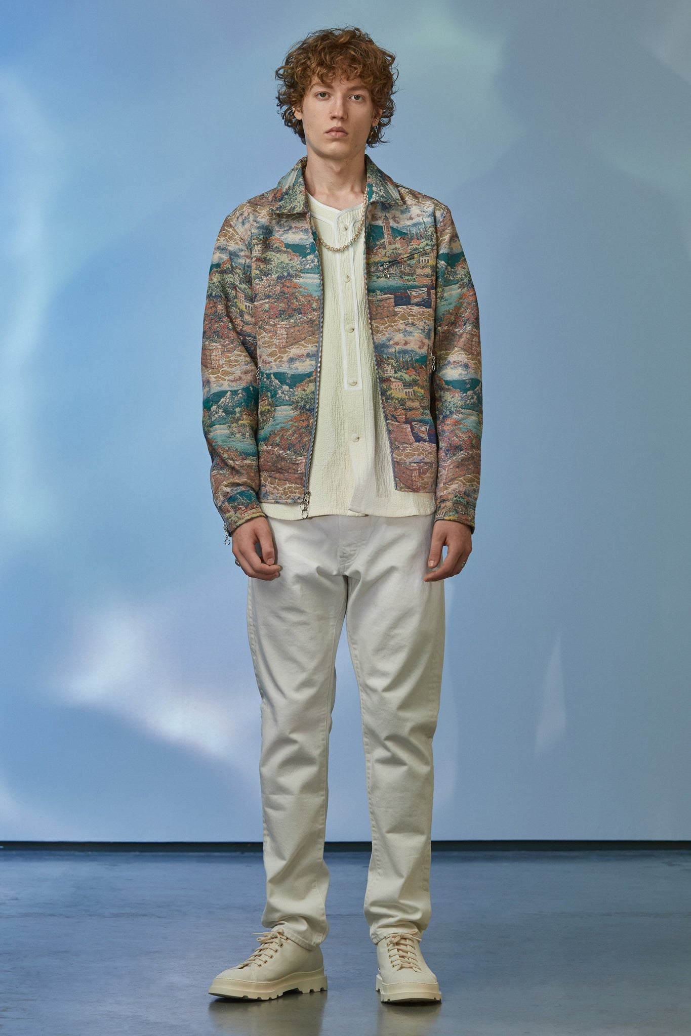 Spring 2020 Collection - Look 7 of 32 - Ovadia and Sons