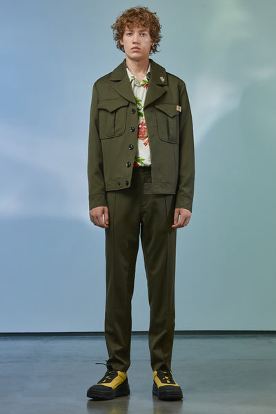 Spring 2020 Collection - Look 9 of 32 - Ovadia and Sons