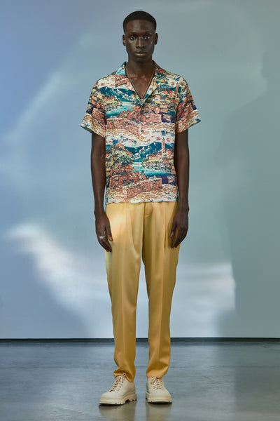 Spring 2020 Collection - Look 10 of 32 - Ovadia and Sons