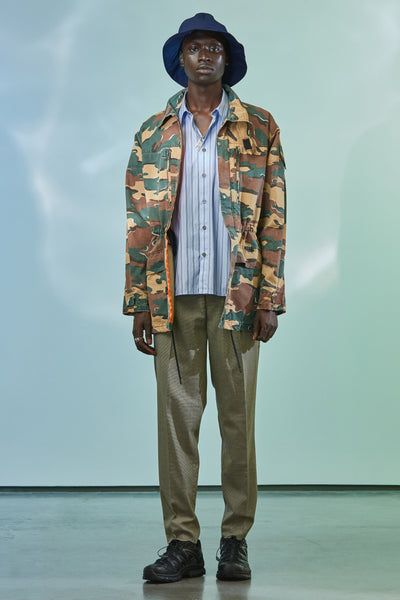 Spring 2020 Collection - Look 11 of 32 - Ovadia and Sons