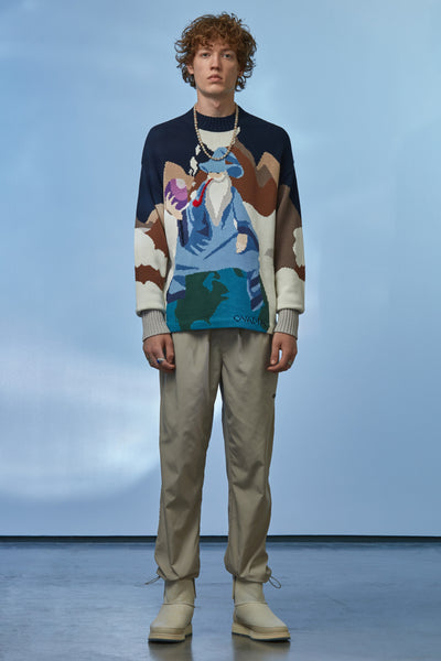 Spring 2020 Collection - Look 14 of 32 - Ovadia and Sons