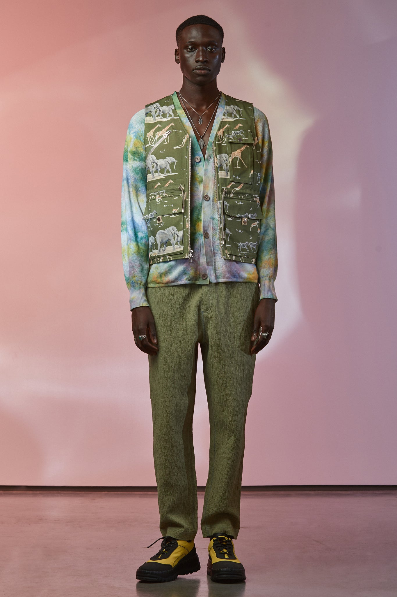 Spring 2020 Collection - Look 22 of 32 - Ovadia and Sons