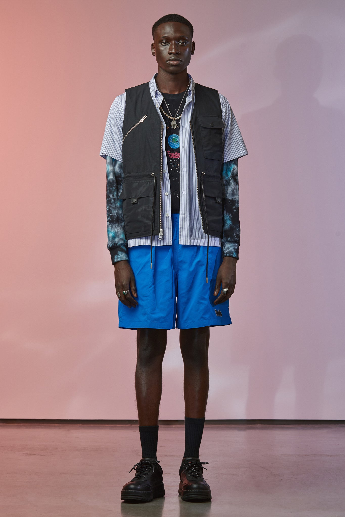 Spring 2020 Collection - Look 24 of 32 - Ovadia and Sons