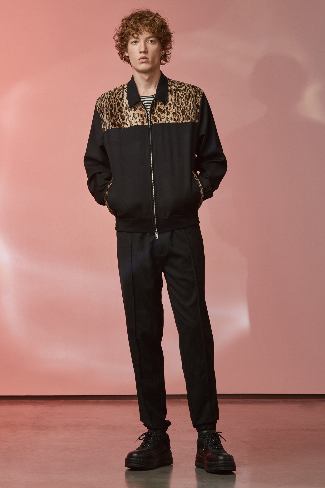 Spring 2020 Collection - Look 25 of 32 - Ovadia and Sons