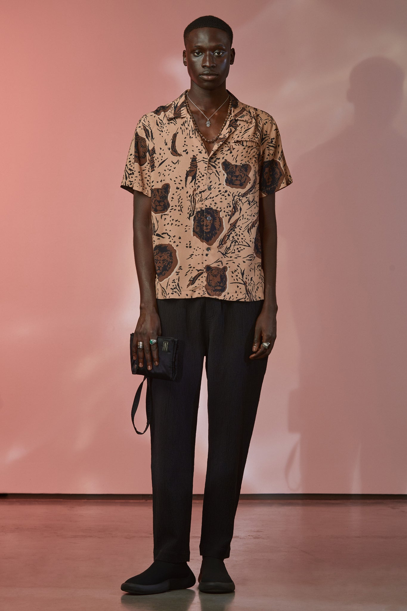 Spring 2020 Collection - Look 26 of 32 - Ovadia and Sons