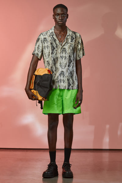 Spring 2020 Collection - Look 28 of 32 - Ovadia and Sons