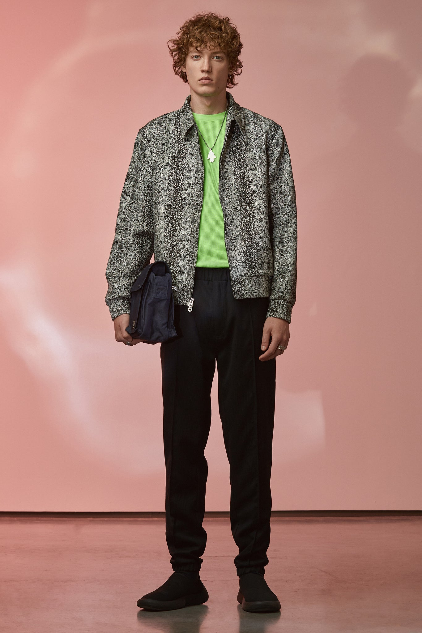 Spring 2020 Collection - Look 29 of 32 - Ovadia and Sons