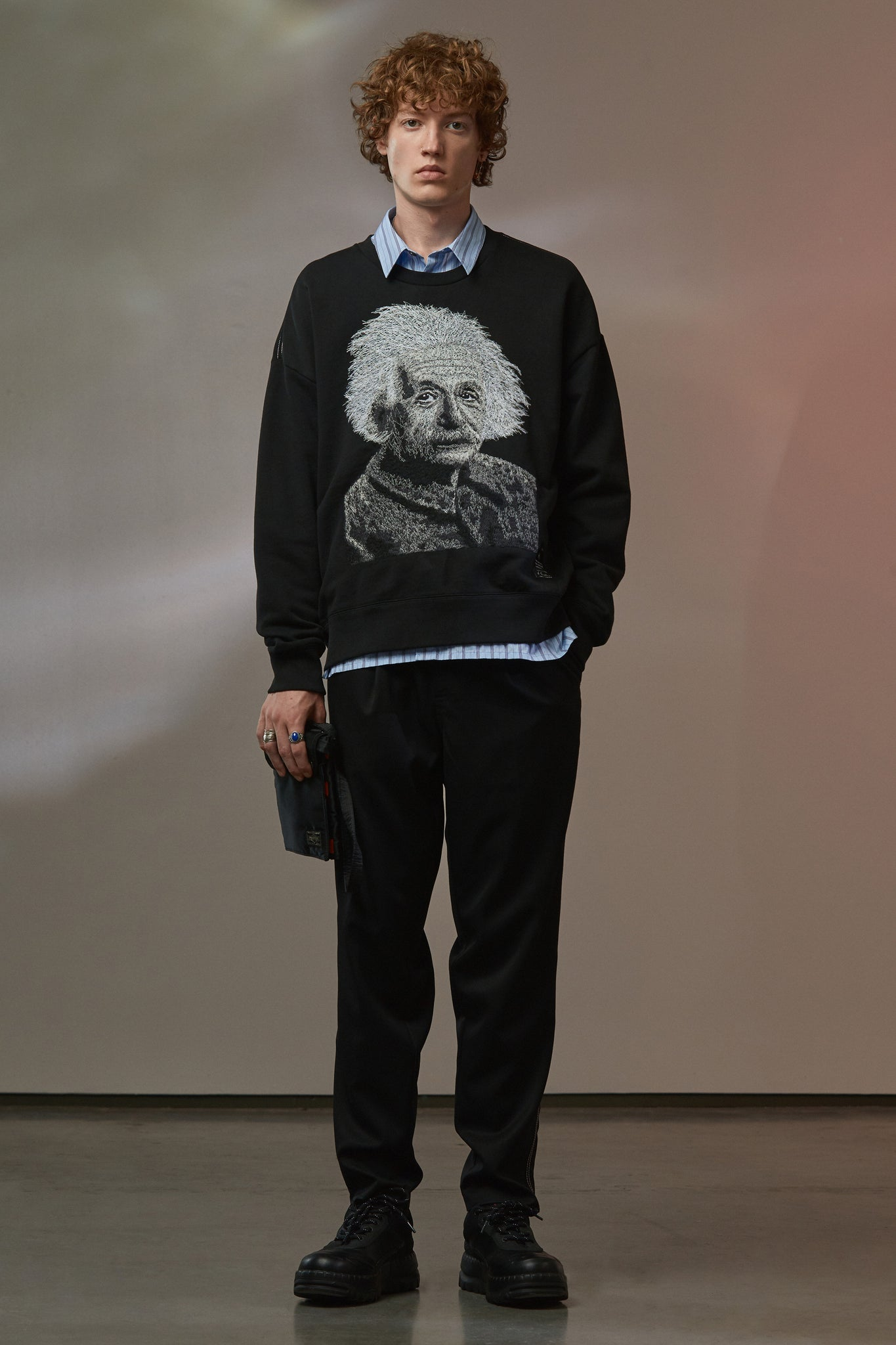 Spring 2020 Collection - Look 31 of 32 - Ovadia and Sons