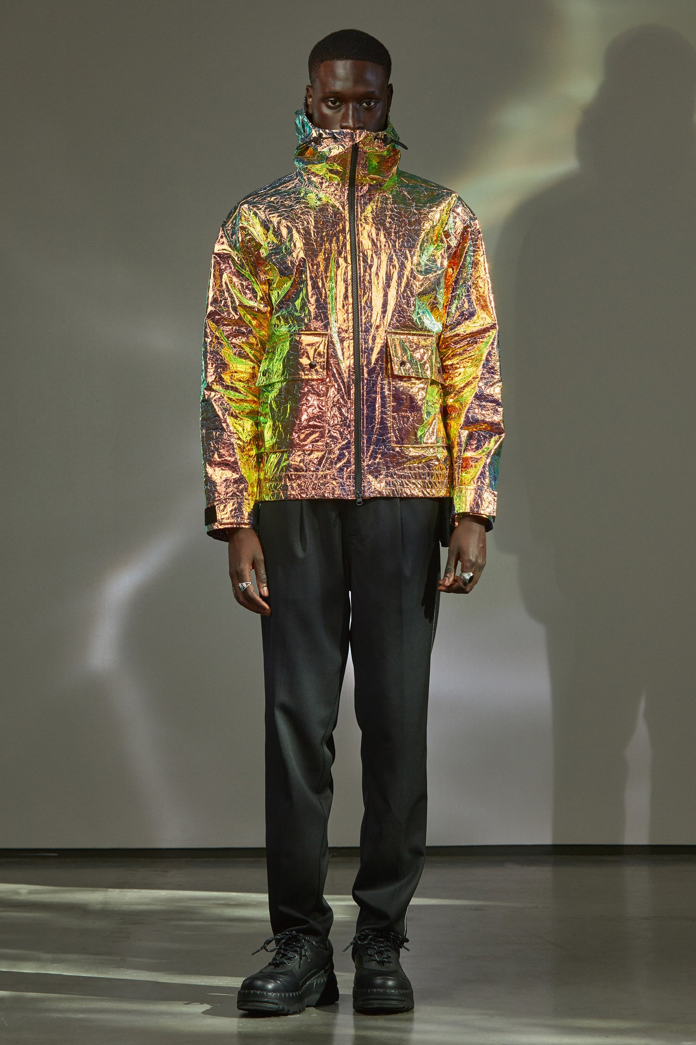 Spring 2020 Collection - Look 32 of 32 - Ovadia and Sons