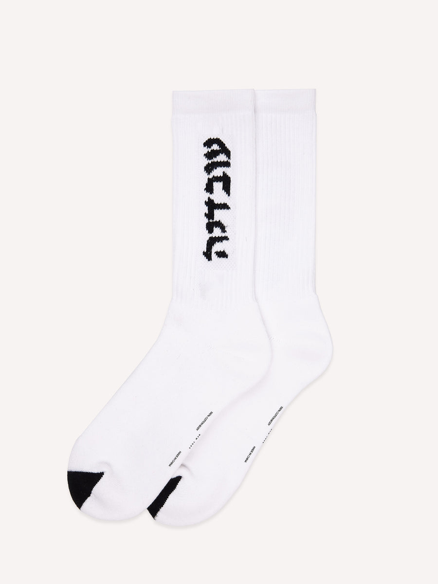 Hebrew Logo Socks