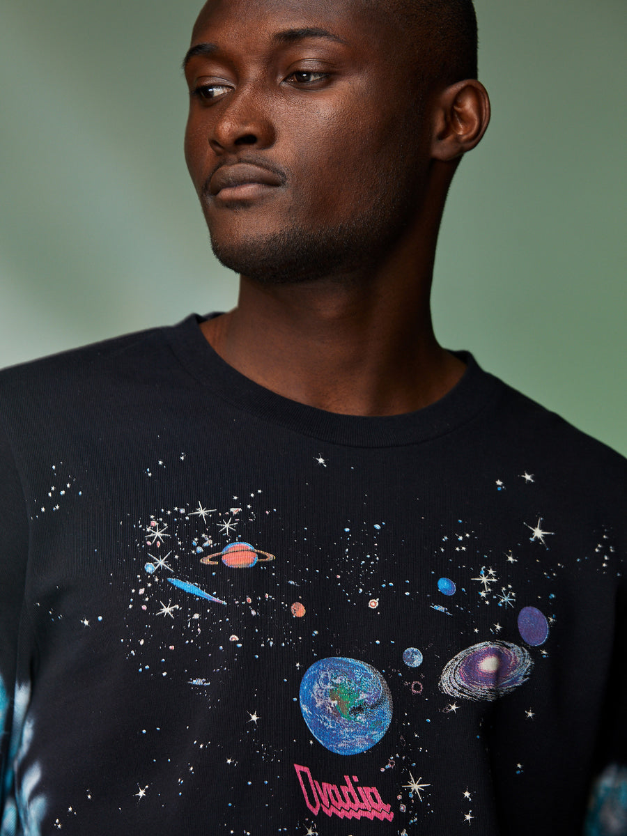 Planets Dyed Long Sleeve
