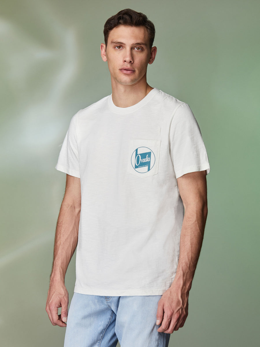 Logo Pocket T Shirt