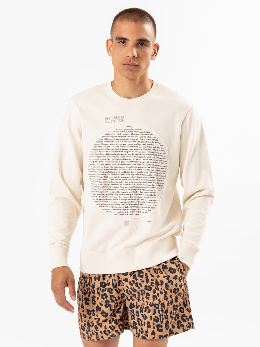 Higher Purpose Crewneck Sweatshirt