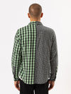 Max Mixed Plaid Shirt