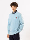 Chenille Patch Crewneck