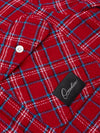 Ian Plaid Workshirt