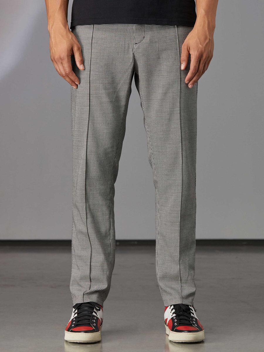 Houndstooth Sideline Tailored Pant