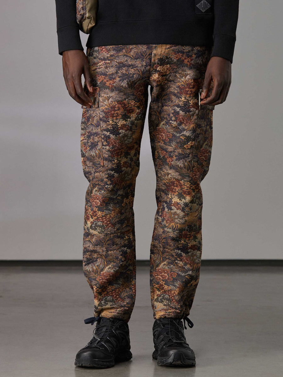 Tapestry Cargo Pant