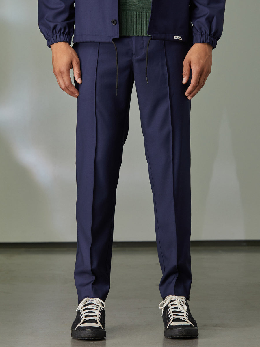 Wool Sideline Tailored Pant